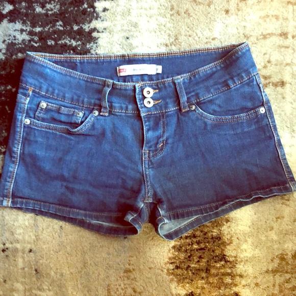 Levi's Shorts | Levi Shorty Short Jean |